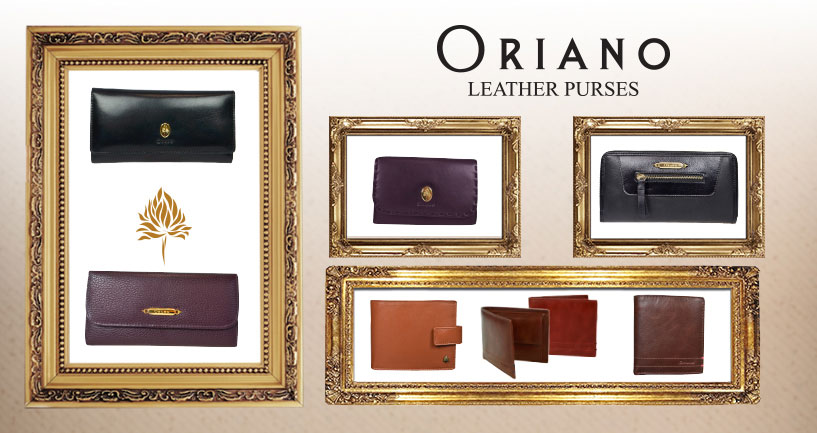 orianO PURSES Banner AW16
