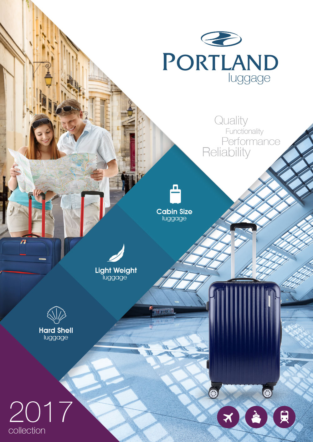 PORTLAND LUGGAGE BROCHURE 2017 1
